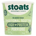 Stoats High Protein Porridge Pot Traditional