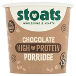 Stoats - High Protein Porridge Pot - Chocolate