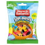 Maynards Bassetts Soft Jellies Happinest Sweets Bag