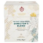 East India Company Director's Blend Green Tea Pyramid Bags