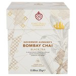 East India Company Governor Aungier's Bombay Chai Black Tea Pyramid Bags