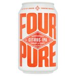 Fourpure Juicebox Citrus IPA Can