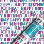 Birthday Clash Gift Wrap Sheets