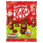 Kit Kat Bunny Milk Chocolate Easter Mini Bunnies