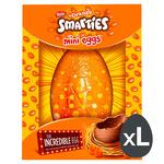 Smarties Orange Giant Inclusion Egg