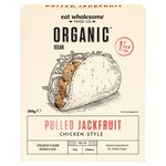 Eat Wholesome Organic Chicken-Style Jackfruit