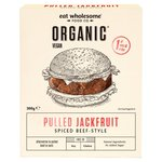 Eat Wholesome Organic Spiced Beef-Style Jackfruit