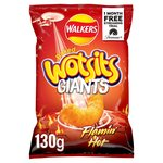 Walkers Wotsits Giants Spicy Crisps