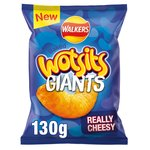 Walkers Wotsits Giants Cheese Crisps