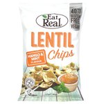 Eat Real Lentil Mango Mint Chips