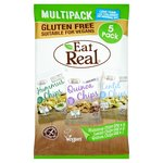 Eat Real Hummus Lentil & Quinoa 5 Pack