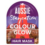 Aussie Staycation Hair Mask & Cap Colour Glow Ayers Rock