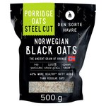 Den Sorte Havre Ancient Grain Black Oat Steel Cut Porridge Oats