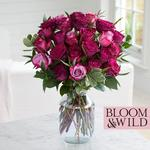 Bloom & Wild At Home The Romantic Roses