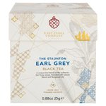 The East India Company Staunton Earl Grey Black Tea Pyramid Bags