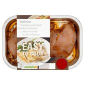 Easy To Cook Chicken Fillets with Tomato & Basil Waitrose