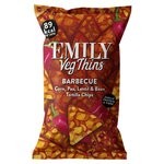 Emily Veg Thins Chipotle BBQ Sharing Bag