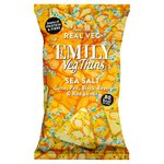 Emily Veg Thins Simply Salted Sharing Bag