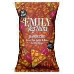 Emily Veg Thins Chipotle BBQ