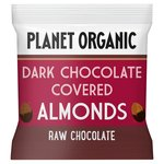 Planet Organic Chocolate Covered Almonds