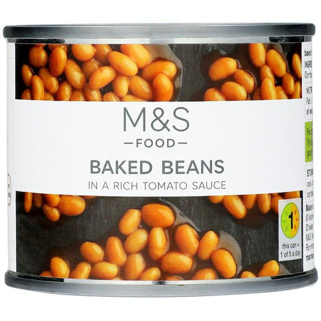 M S Baked Beans Ocado