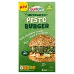 Goodlife Super Green Pesto Burger