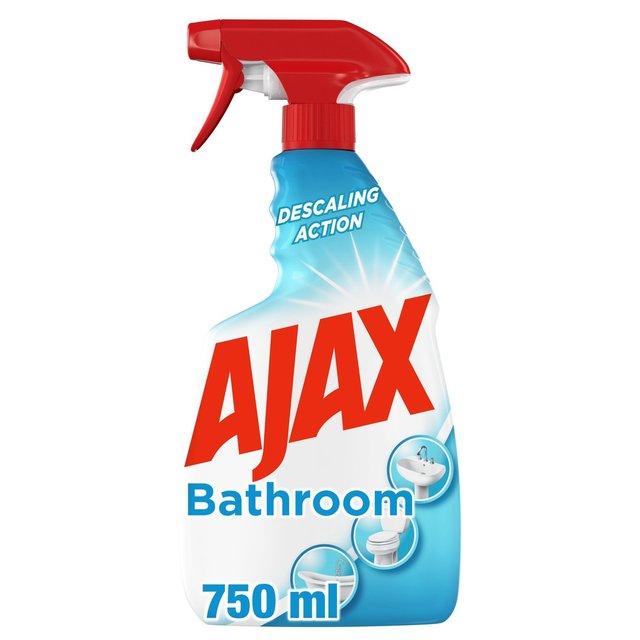 Ajax Bathroom Cleaning Spray | Ocado