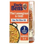 Uncle Bens One Pot Thai Lemongrass & Chilli