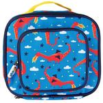 Frugi Recycled Lunch Bag, Dragons