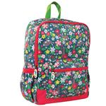 Frugi Recycled Backpack, Ditsy Rabbit