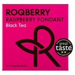 Roqberry Raspberry Fondant Black Tea