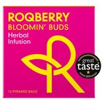Roqberry Bloomin' Buds Herbal Infusion