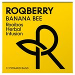 Roqberry Banana Bee Rooibos Herbal Infusion