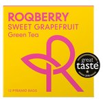 Roqberry Sweet Grapefruit Green Tea