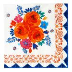 Talking Tables Boho Floral Napkins
