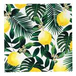 Talking Tables Lemon Palm Paper Napkins