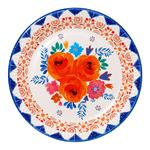 Talking Tables Boho Floral Plates, 23cm