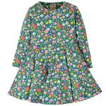 Frugi Rabbit Skater Dress (0mths - 4yrs)