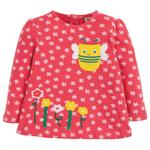 Frugi Bee Pocket Top (0mths - 4yrs)