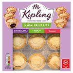Mr Kipling Mini Fruit Pie Selection