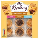 Mr Kipling Mini Sponge Tarts