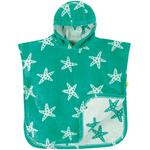 Frugi Organic Soft Hooded Towel Starfish (1 - 4yrs)