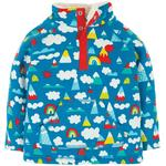 Frugi Organic Snuggle Fleece Mountain Rainbow