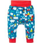 Frugi Organic Parsnip Pants Mountain Rainbow