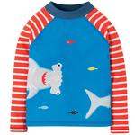 Frugi UPF 50 Sunsafe Rash Vest Shark (2 - 10yrs)