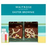 Waitrose Easter Brownie