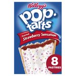 Kellogg's Pop Tarts Frosted Strawberry Sensation