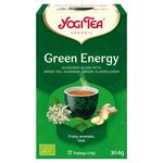 Yogi Tea Org Green Energy