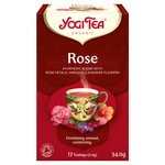 Yogi Tea Org Rose