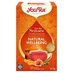 Yogi Tea For the Senses Natural Wellbeing